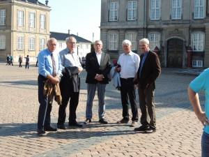 Kurt (632), Svend (614), Døssing (609), Ervin (603) og Bix (608)