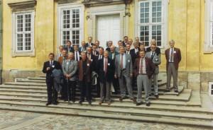 Jubilæum med besøg på Frederiksberg slot